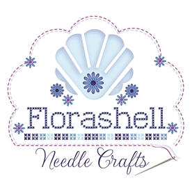 Florashell Cross Stitch