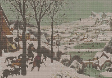 Macintosh HD:Users:Fiona:Documents:florashell:breughel hunters in snow:Brueghel Hunters in Snow.chart