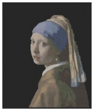 Pages from Girl with the Pearl Earring