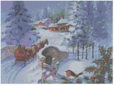 Pages from Sleigh Ride