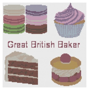 Pages from great british baker