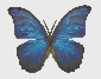 Macintosh HD:Users:Fiona:Documents:Bits and bobs:embroidery:blue butterfly.chart