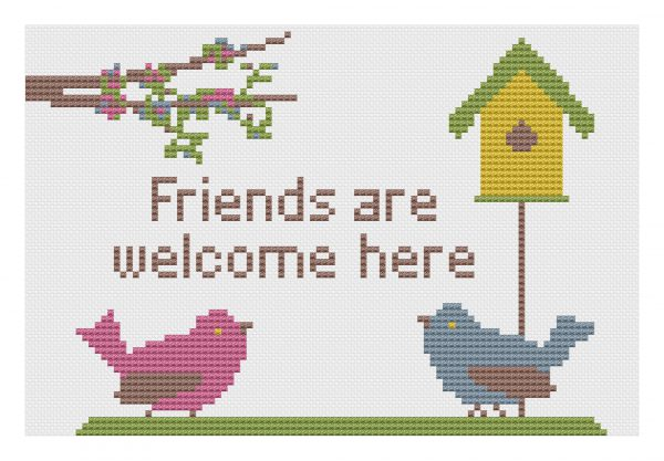 Pages from Friends Welcome