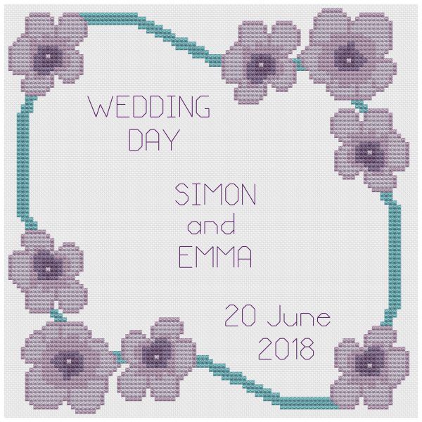 lilac flower wedding